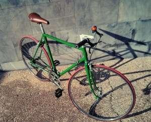 Oleada de robos de bicicletas