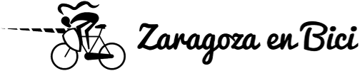 Zaragoza en Bici Logo